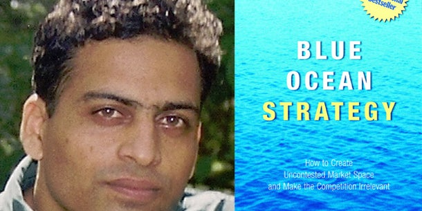 Punit Arora: 'Blue Ocean Strategy' by W. Chan Kim and Renee Mauborgne