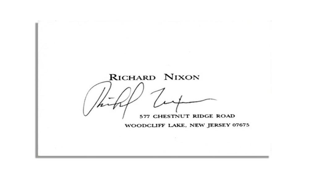 3. Richard Nixon