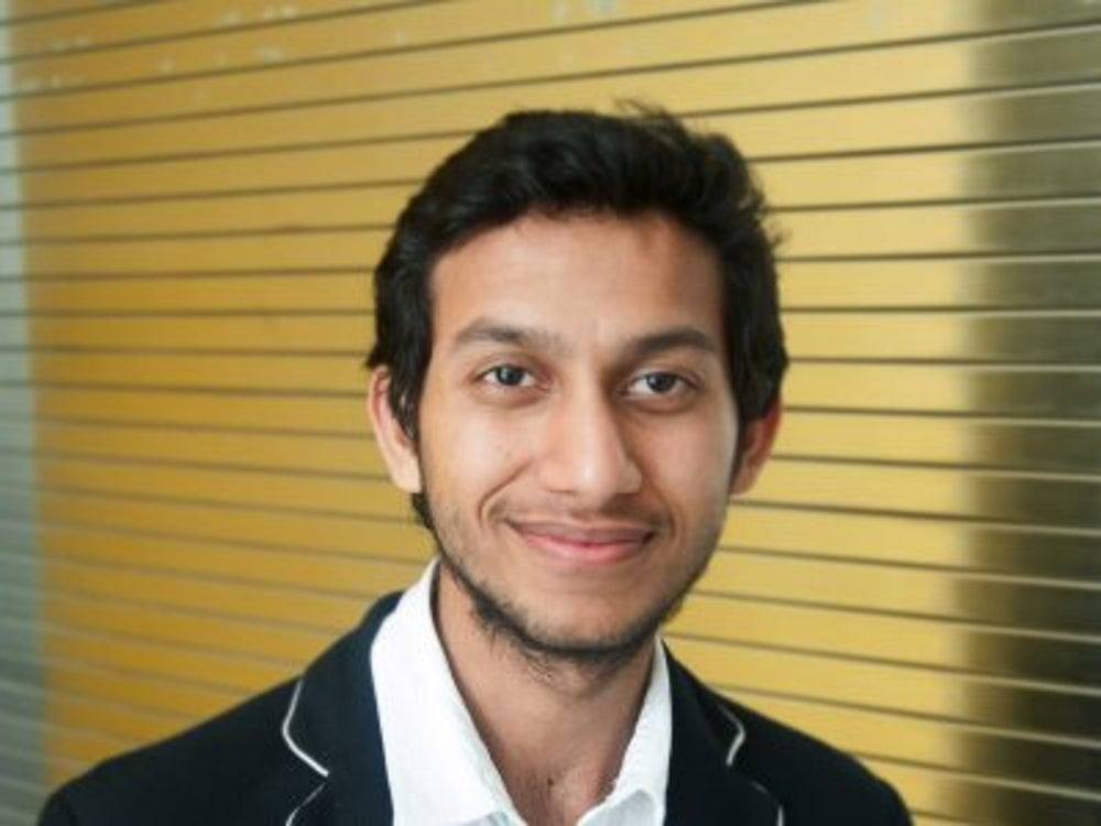 Ritesh Agarwal wants to better merge the hospitality and tech industries.