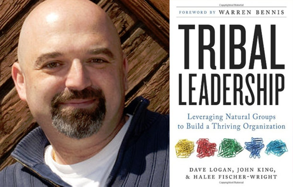 Ross Kimbarovsky: 'Tribal Leadership' by Dave Logan, John King and Halee Fischer-Wright