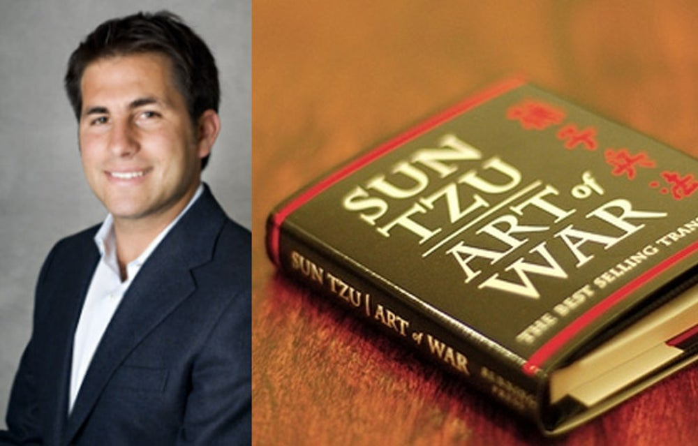 Ryan Himmel: 'The Art of War' by Sun Tzu