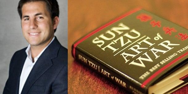 Ryan Himmel: 'The Art of War' by Sun Tzu