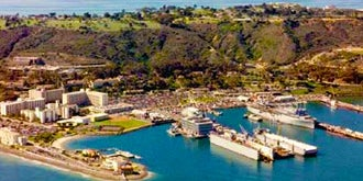 San Diego Advanced Defense Cluster