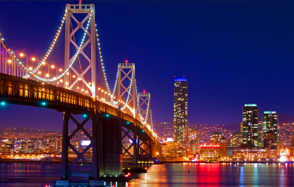 No. 5: San Francisco, Calif.
