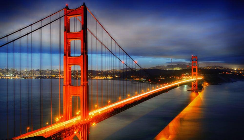 1. San Francisco