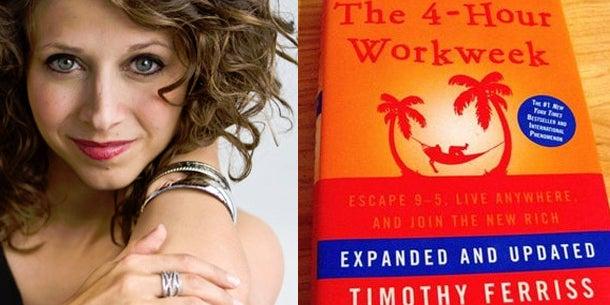 Shari Alexander: 'The 4-Hour Workweek' by Tim Ferriss