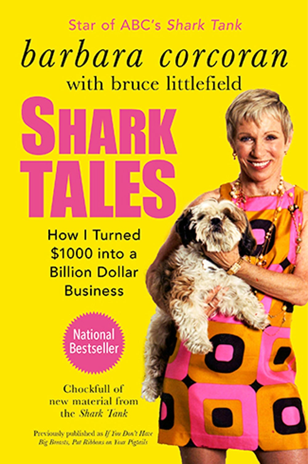 Shark Tales by Barbara Corcoran with Bruce Littlefield