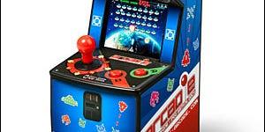 A smartphone-powered arcade
