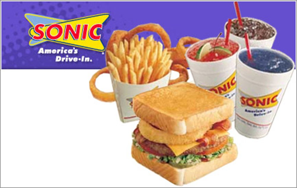 #4: Sonic Drive-In