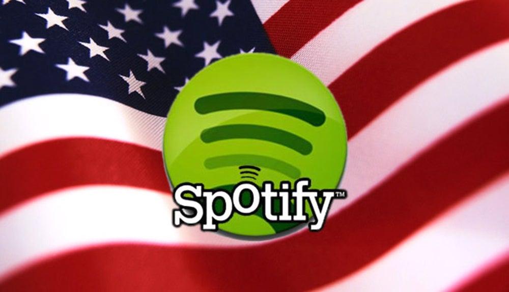 6. Spotify's U.S. launch