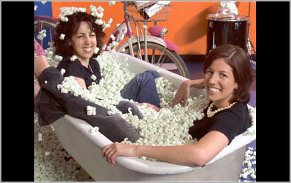 Amy Mayer & Ellen Navarro, both 25