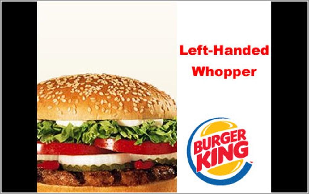 Company: Burger King