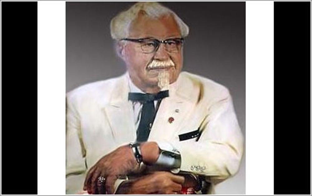 "Harland ""Colonel"" Sanders"