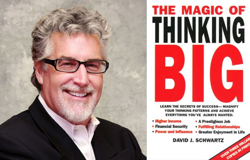 Stephen Key: 'The Magic of Thinking Big' by David Schwartz