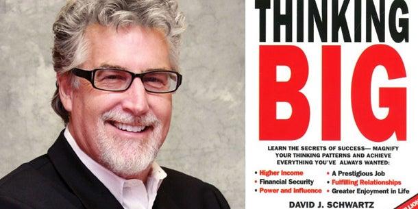 Stephen Key: 'The Magic of Thinking Big' by David Schwartz