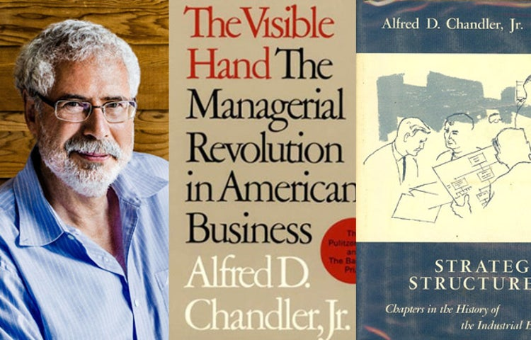 alfred chandler Alfred d chandler jr has 26 books on goodreads with 1780 ratings alfred d chandler jr's most popular book is the visible hand: the managerial revolu.