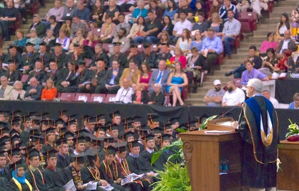 Serial entrepreneur Steve Blank at University of Minnesota