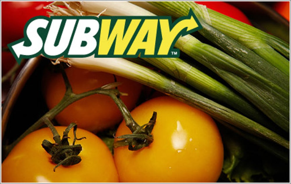 #1: Subway