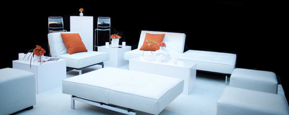 kool. Party Rentals: online source for furniture rentals