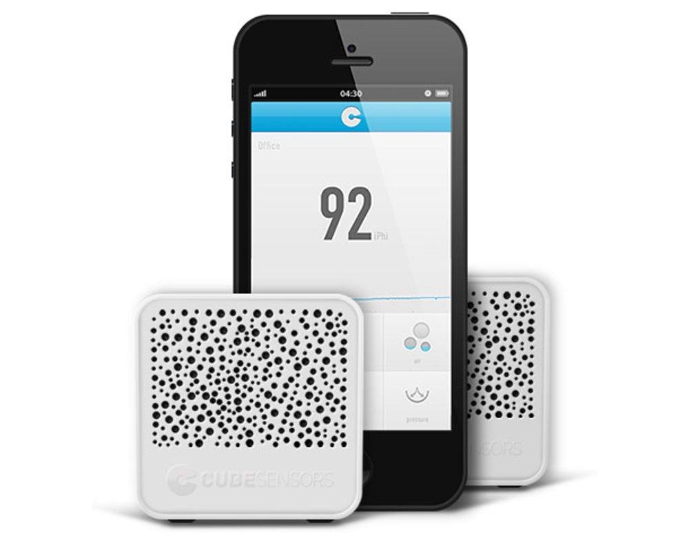 The Cube Sensors.
