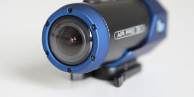 The Ion Air Pro is a high-definition camera you can clip anywhere