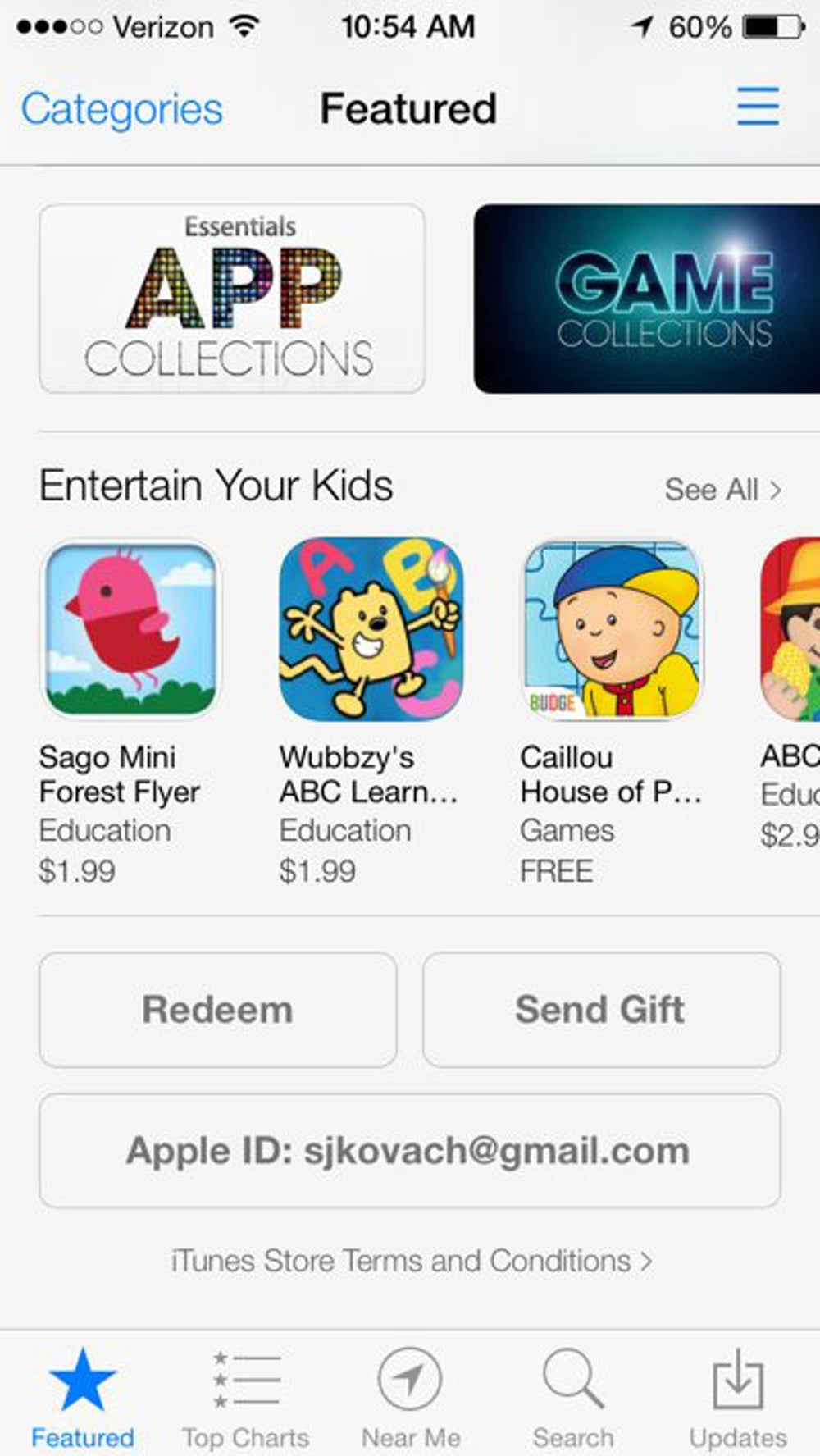The new App Store.