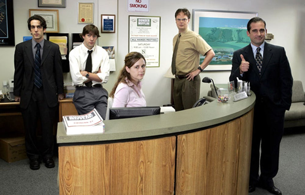 'The Office': Scranton, Pa.
