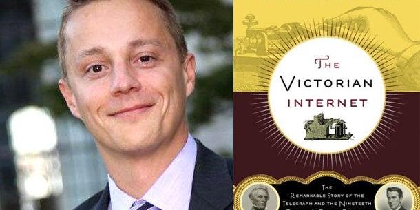 Tom Cochran: 'Victorian Internet' by Tom Standage
