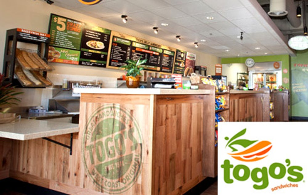 Togo's Franchisor LLC