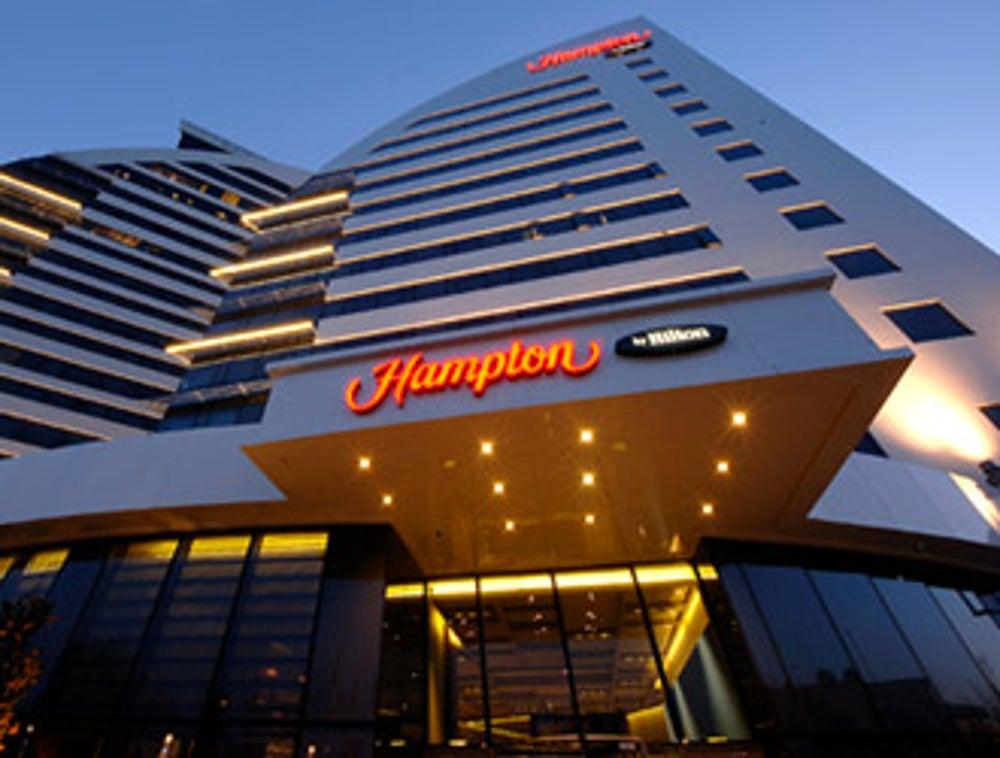 No. 1 | Hampton