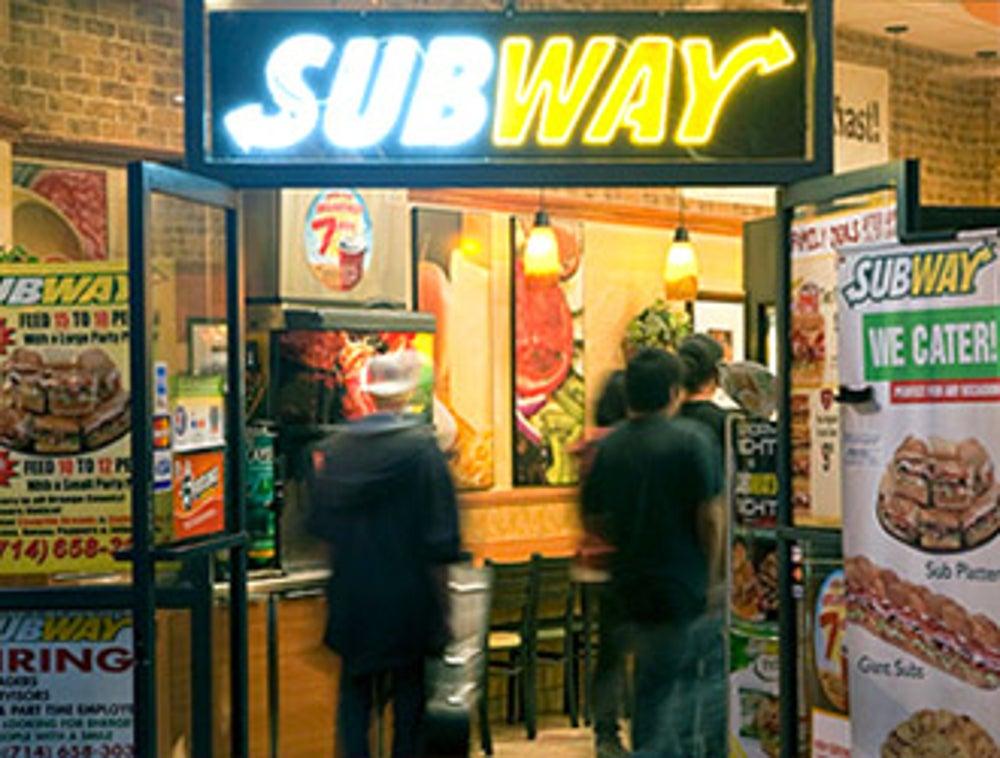 No. 2 | Subway