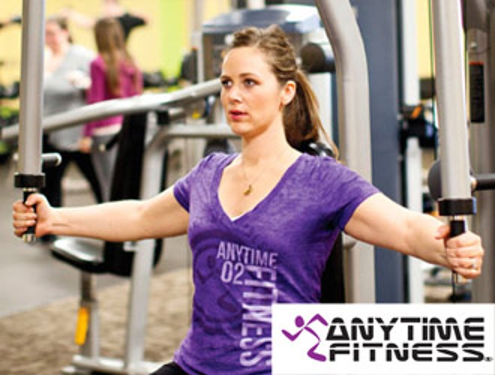 No. 6 | Anytime Fitness