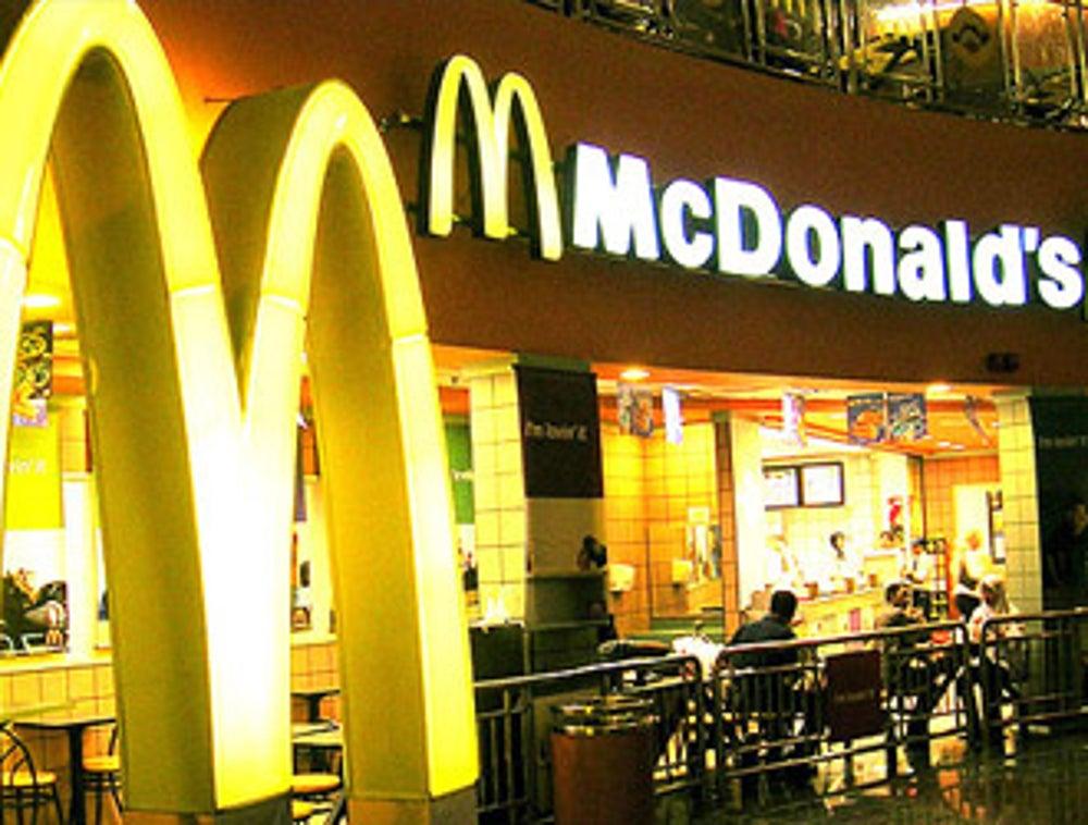 No. 9 | McDonald's