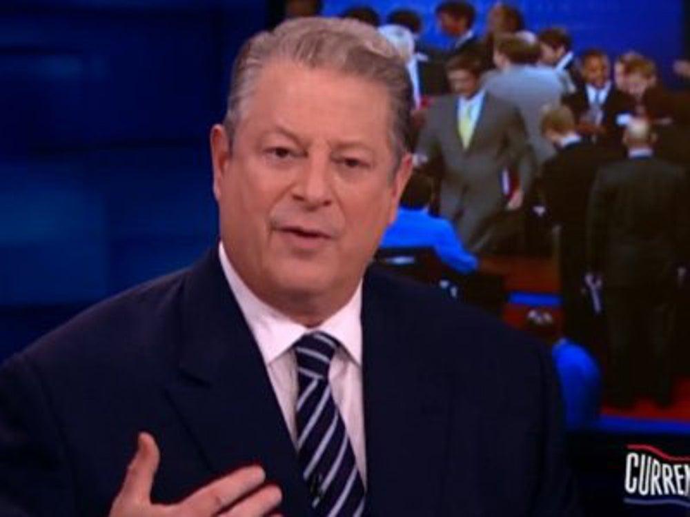 8. Al Gore