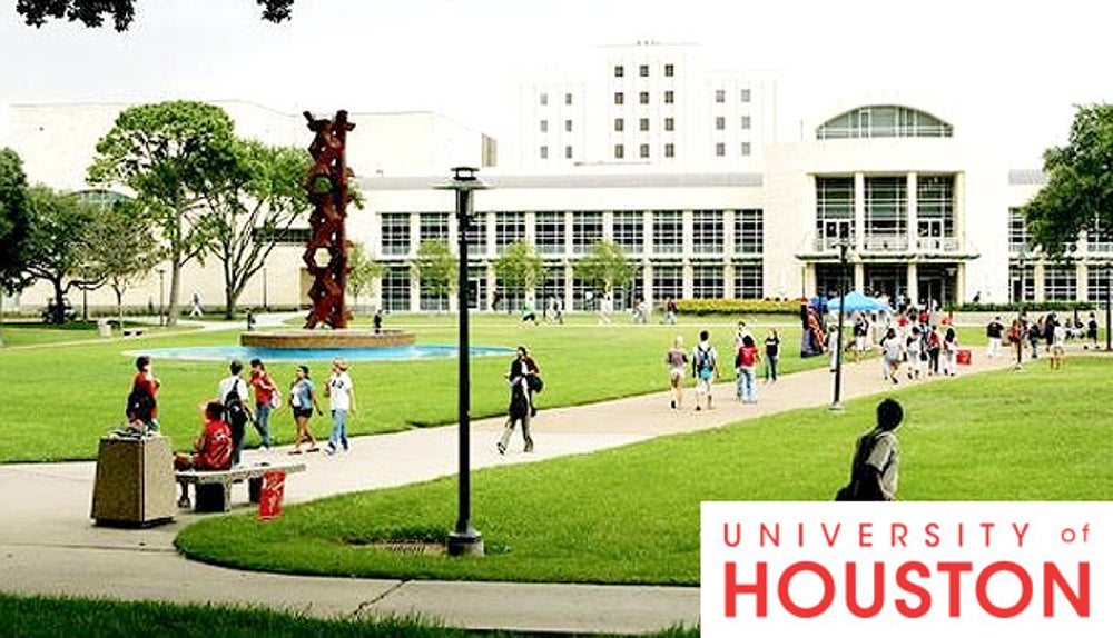 3. University of Houston