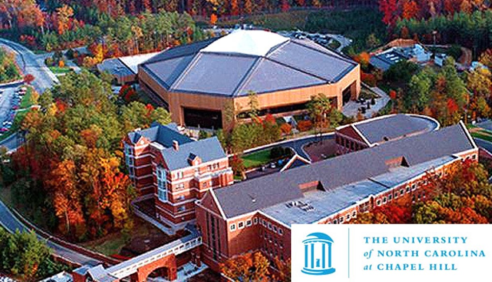 9. University of North Carolina at Chapel Hill