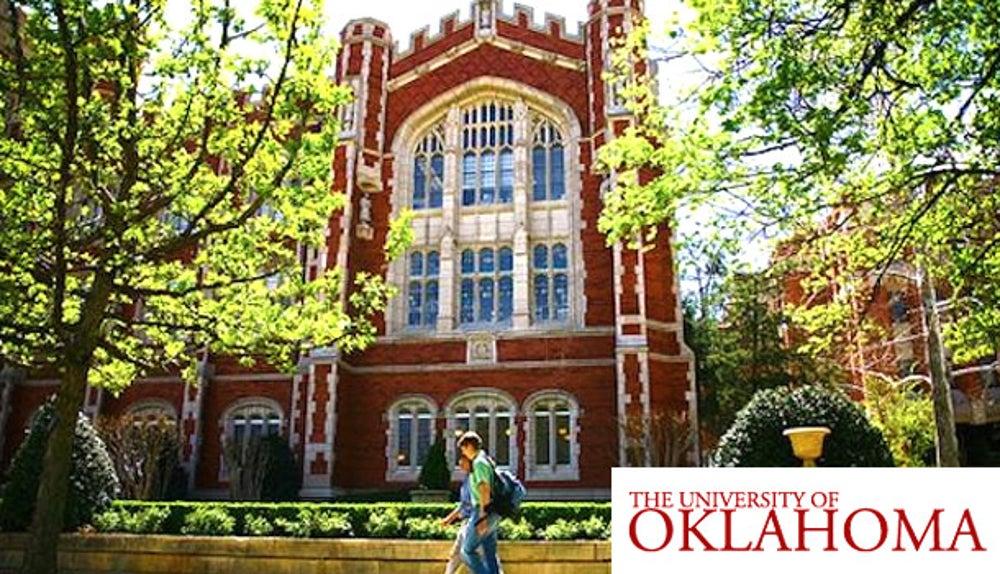 10. University of Oklahoma
