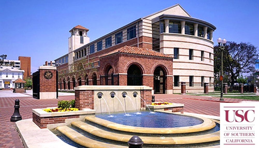 4. University of Southern California