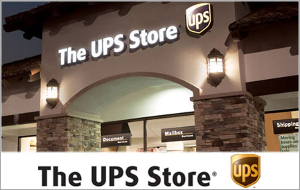 #8: The UPS Store/Mail Boxes Etc.