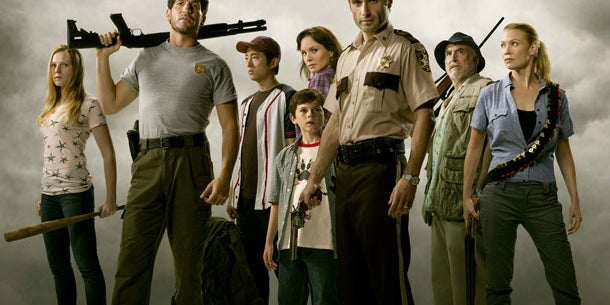 'The Walking Dead': Senoia, Ga.
