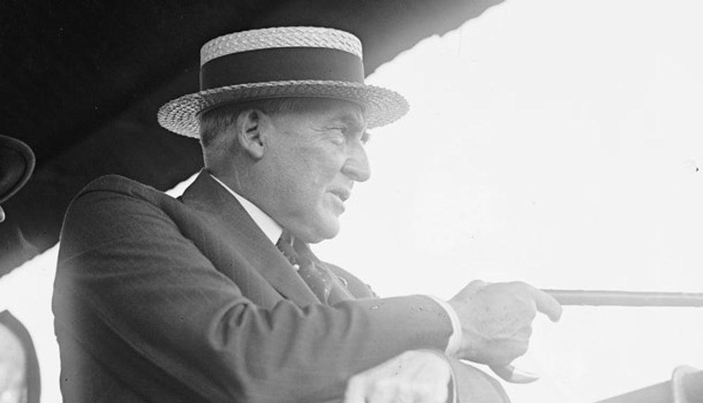 Warren G. Harding, Purchased a Struggling Newspaper