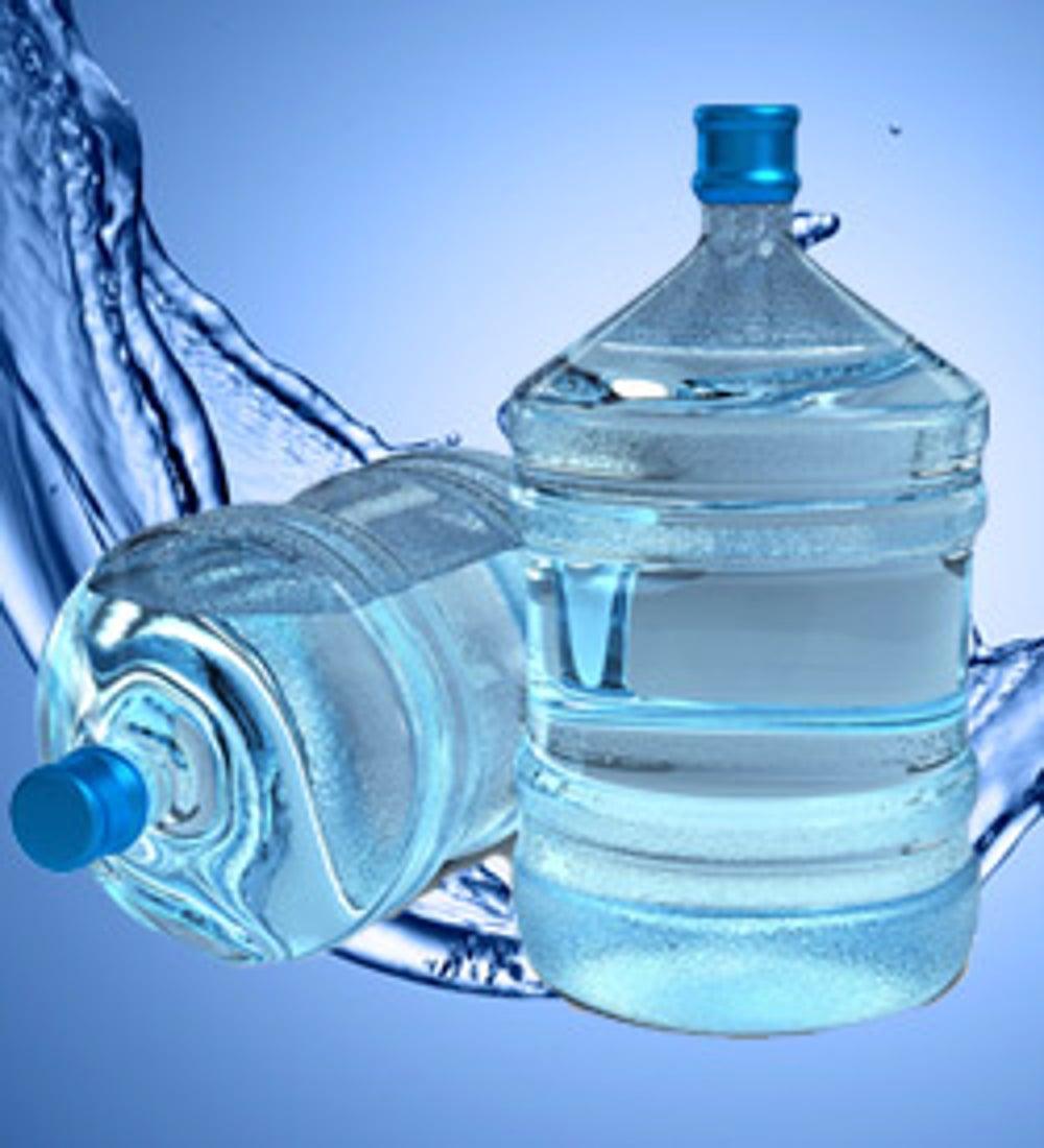 Cut drinking-water waste.