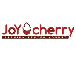 Joy Cherry Premium Frozen Yogurth