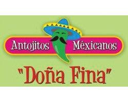 Antojitos Mexicanos Doña Fina