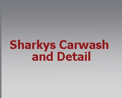 Sharkys Carwash and Detail