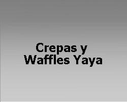 Crepas y Waffles Yaya