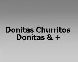 Donitas Churritos Donitas y Más