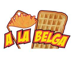 A la Belga