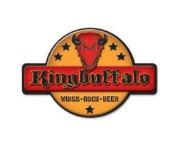 Kingbuffalo Wings . Rock . Beer