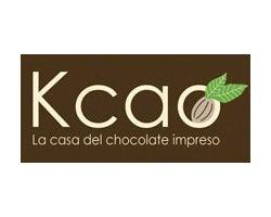Kcao - La Casa del Chocolate Impreso